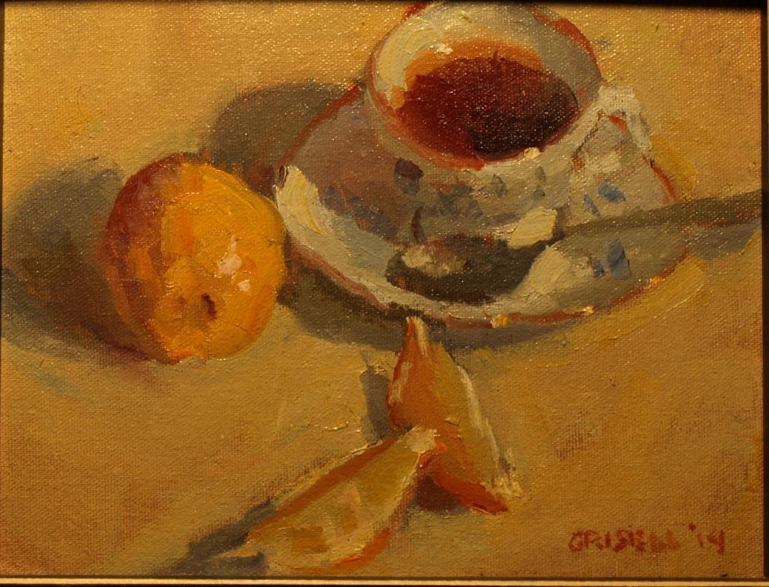 """Earl Grey"", Susan Grisell"