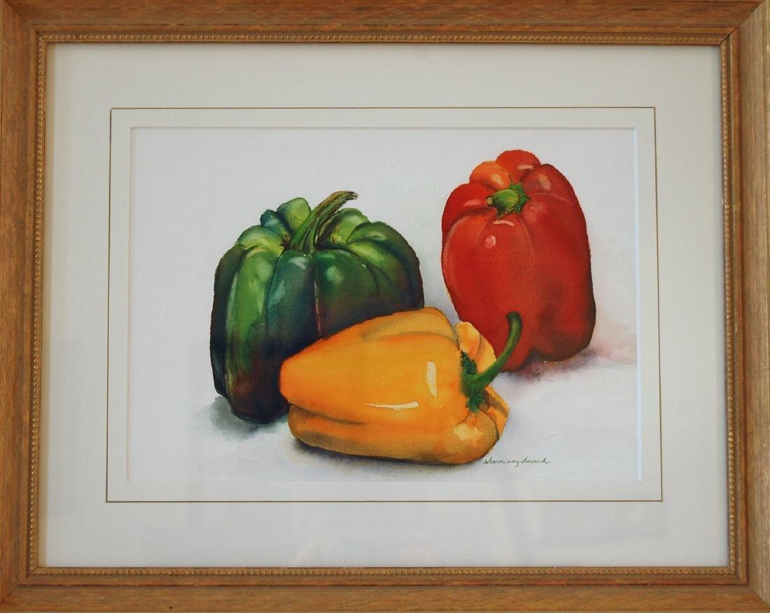 """3 Peppers"", Sharon Way-Howard - 2"