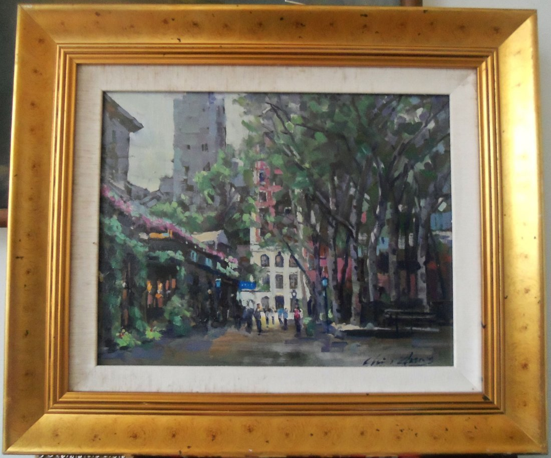 """""""Bryant Park"""", Christopher Zhang - 2"""