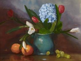 """""""Spring Bouquet"""", Sharon Pearsall"""