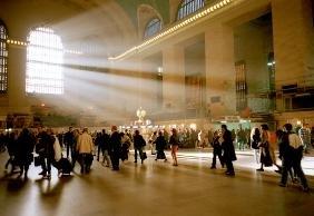 """Grand Central Terminal"", Marcus Reidenberg"