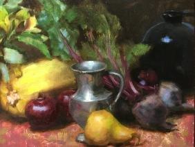 """The Farm's Table"", Maria Nash"
