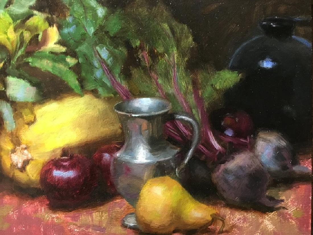 """The Farm's Table"", Maria Nash"