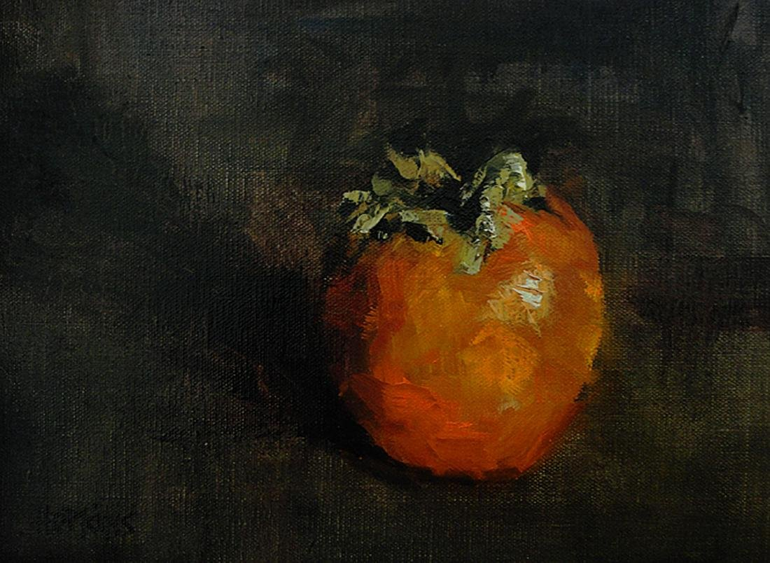 """""""Just One Persimmon"""", Julie Hopkins"""