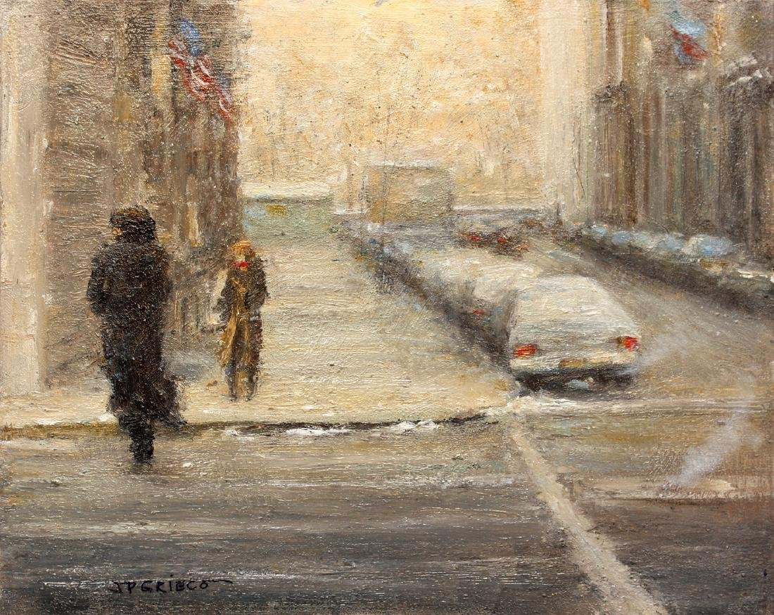 """""""Meeting for Lunch"""", Joseph Grieco"""