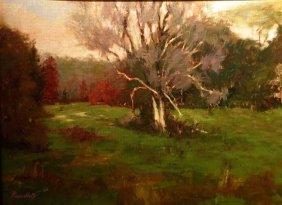 """""""Fall Study"""", Henry Buerckholtz"""