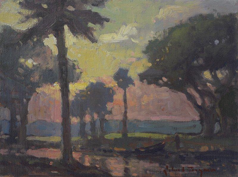 """Morning Reflections"", John Traynor"