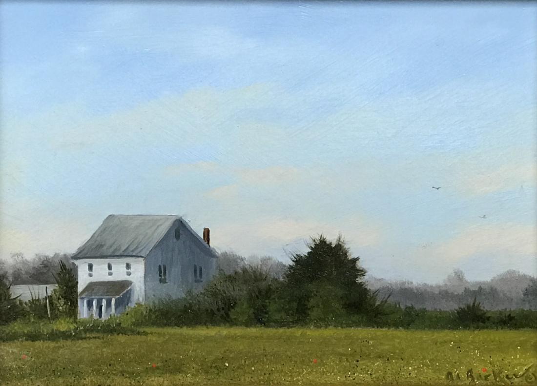 """Farm Field"", Al Barker"