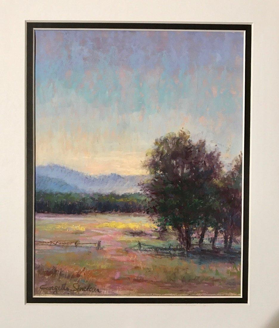 """Peaceful Pasture"", Georgette Sinclair"