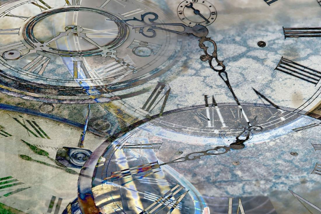 """Time Piece"", Richard Earl"
