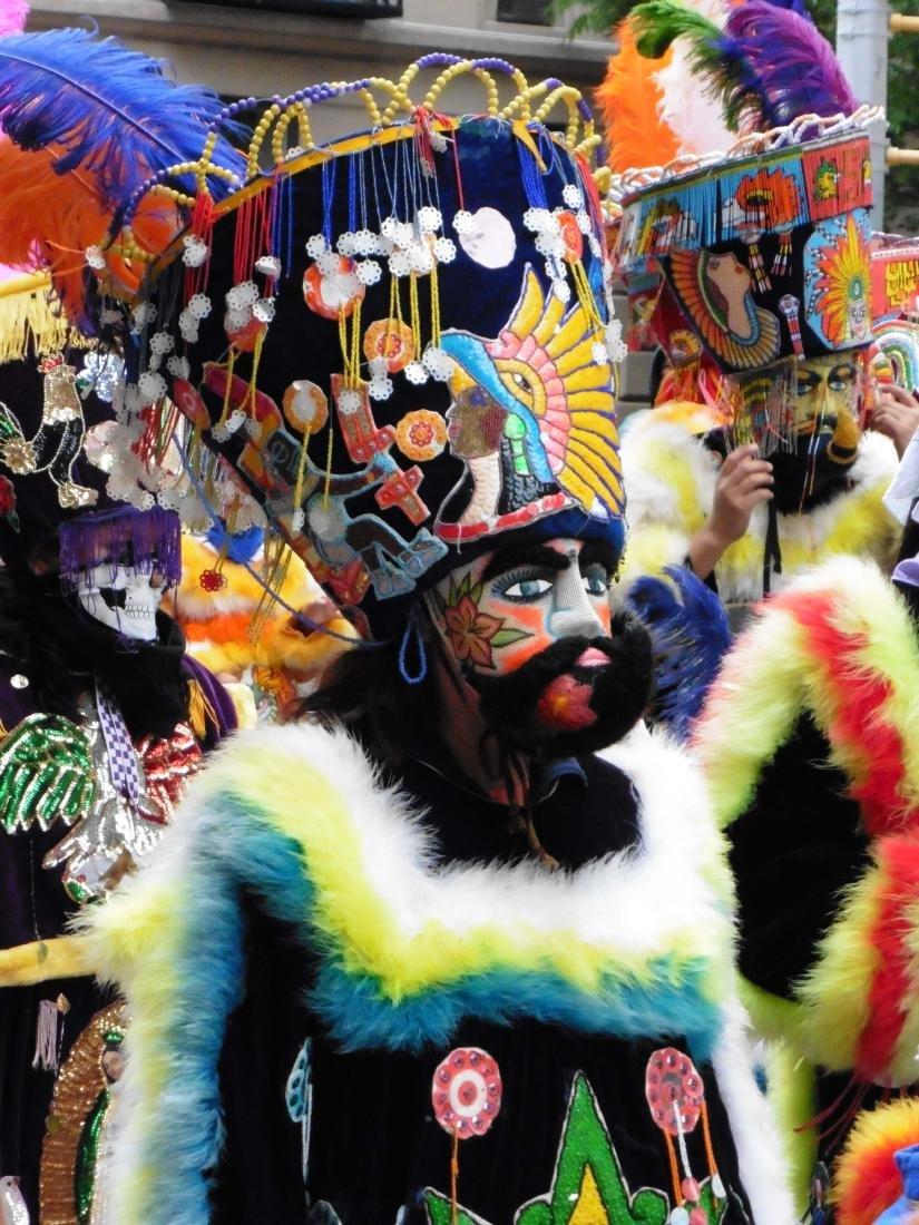"""Mexican Dancer, Village Dance Parade - May, 2016"","