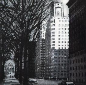 """Riverside Drive"", Joseph Owczarek"