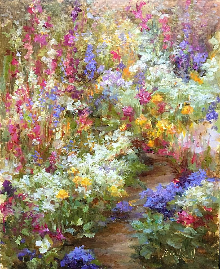 """Monet Moment"", Stephanie Birdsall"