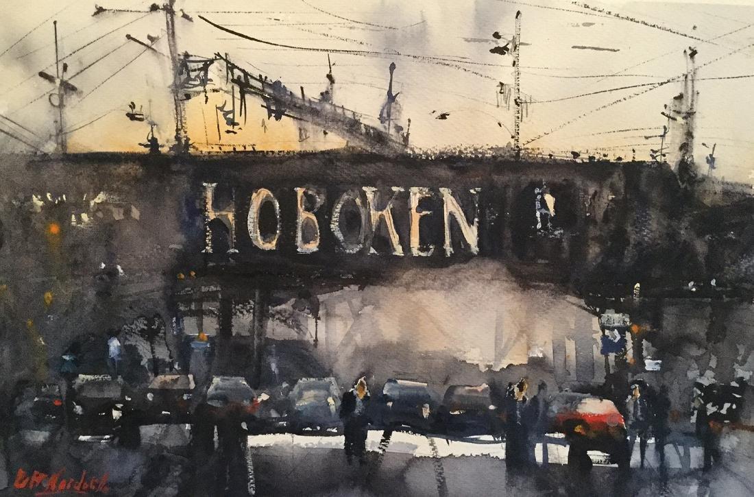 """Welcome to Hoboken "", Robert Nardolillo"