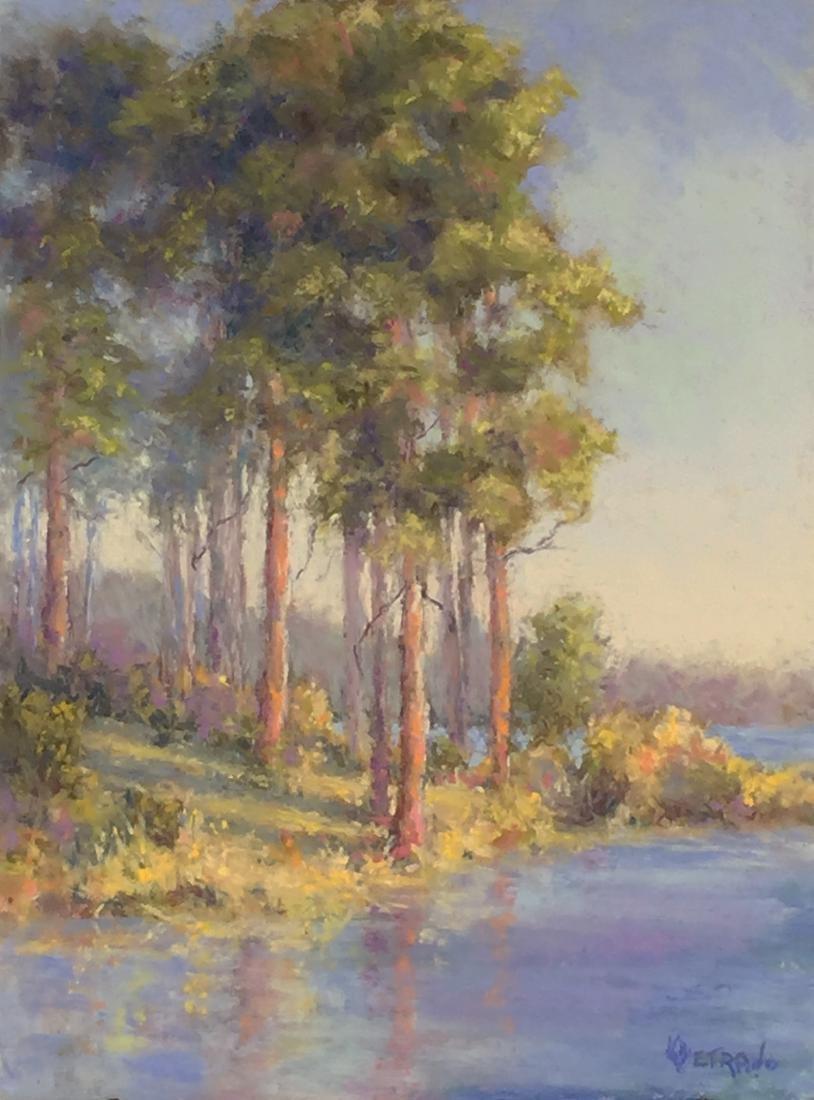 """Topsail Treetops Redux"", Kathy Detrano"