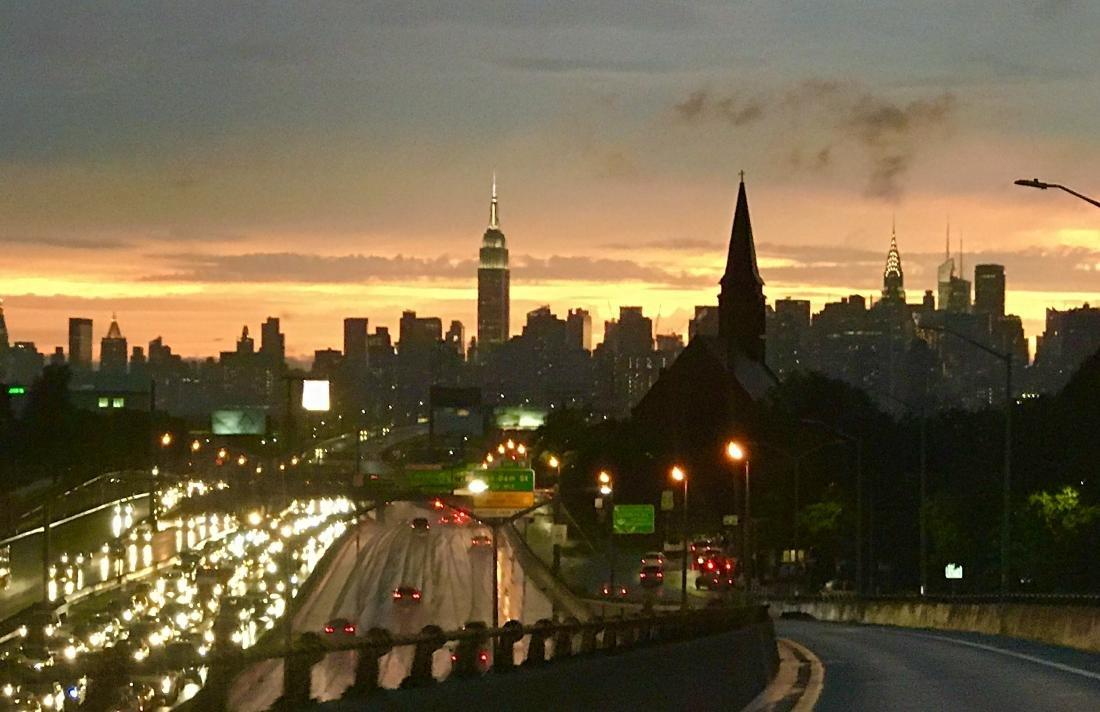 """New York, New York"", Tim Newton"