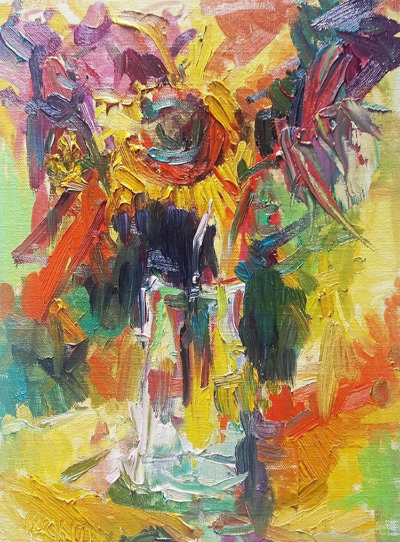 """""""Reflections"""", Maria Marino"""