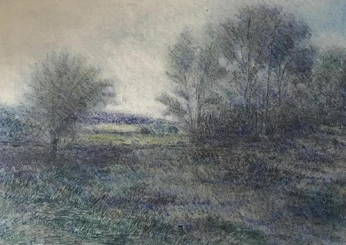 """""""Quiet Spring"""", Robert Pillsbury"""