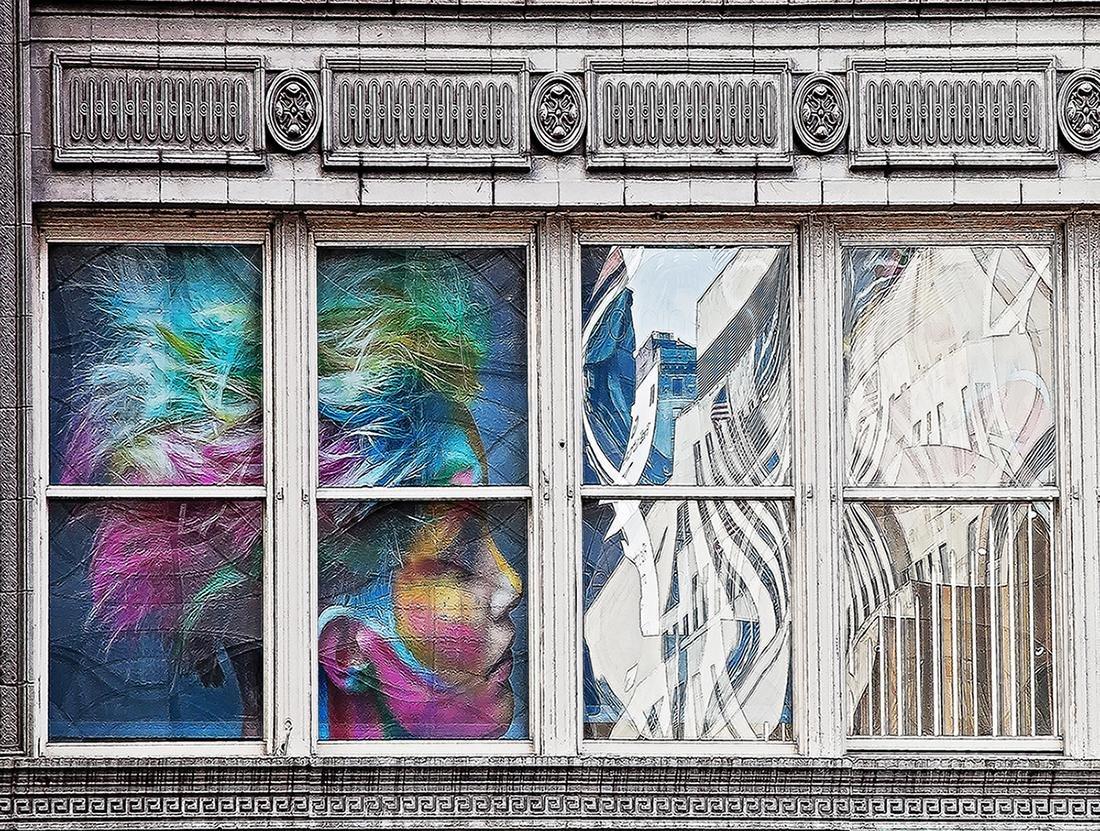 """Window Shopping NYC"", Richard Earl"