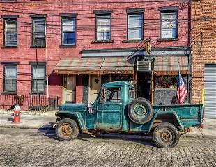 """""""Sunny's Bar Brooklyn USA"""", Jeffrey Friedkin"""