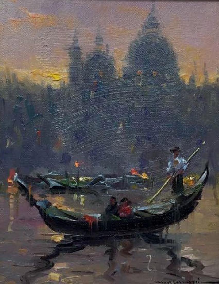 """""""Venice at night"""", Mostafa Keyhani"""