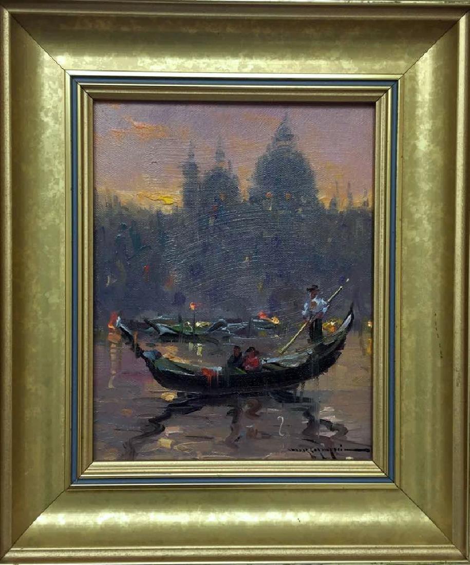 """""""Venice at night"""", Mostafa Keyhani - 2"""