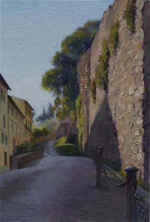 """""""Via di Belvedere"""", Niamh Butler"""