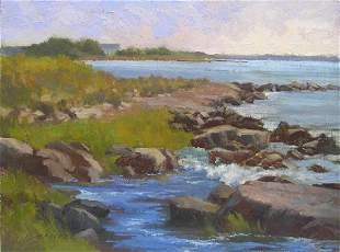 """Incoming Tide"", Barbara Maiser"