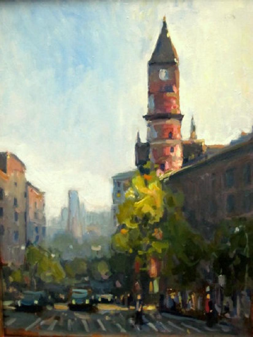 """""""Clock Tower"""", Steven Margolis"""