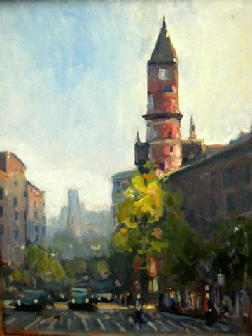 """Clock Tower"", Steven Margolis"