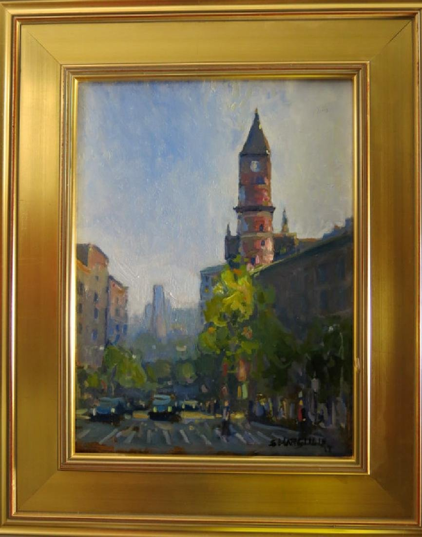 """Clock Tower"", Steven Margolis - 2"
