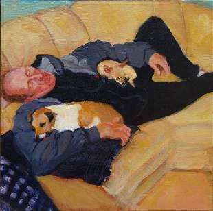 """""""Dogs' Best Friend"""", Annie Shaver-Crandell"""