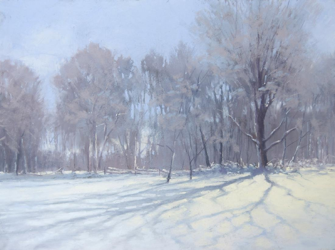 """Winter's Coming"", Jane McGraw-Teubner"