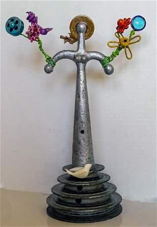 """""""Flower Girl"""", Debra Friedkin"""