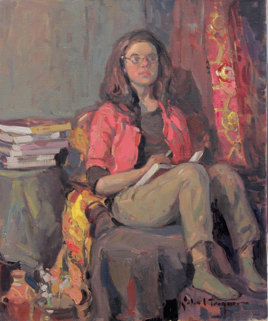 """The Student"", John Traynor"