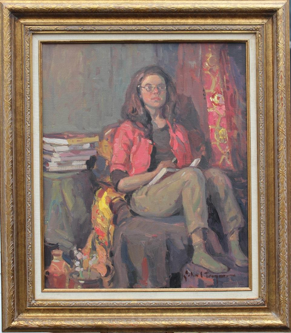 """The Student"", John Traynor - 2"