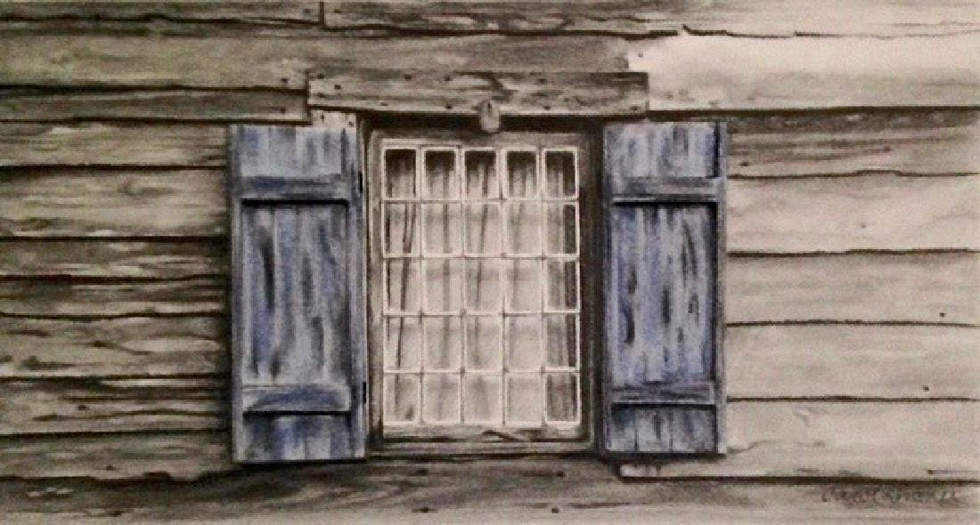 """""""It's Curtains For You"""", Carol Gromer"""