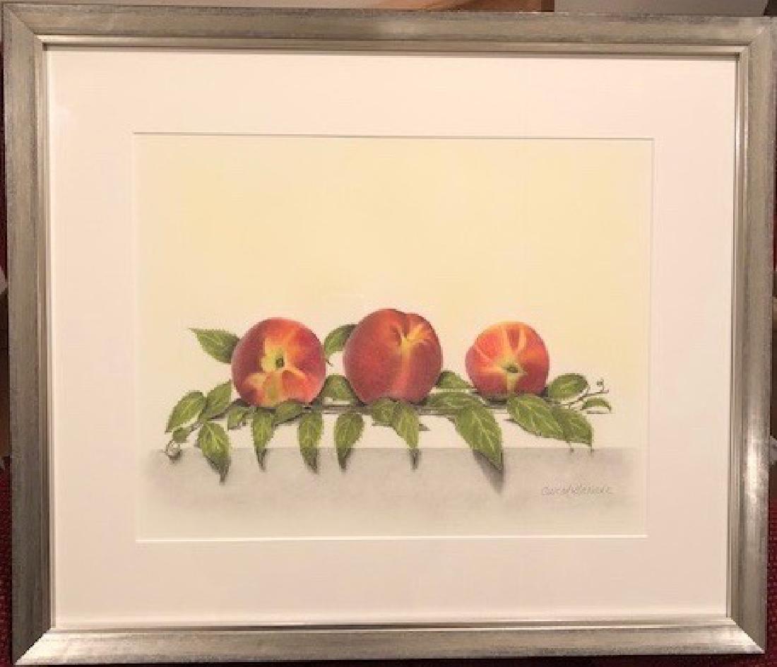 """Just Peachy"", Carol Gromer - 2"