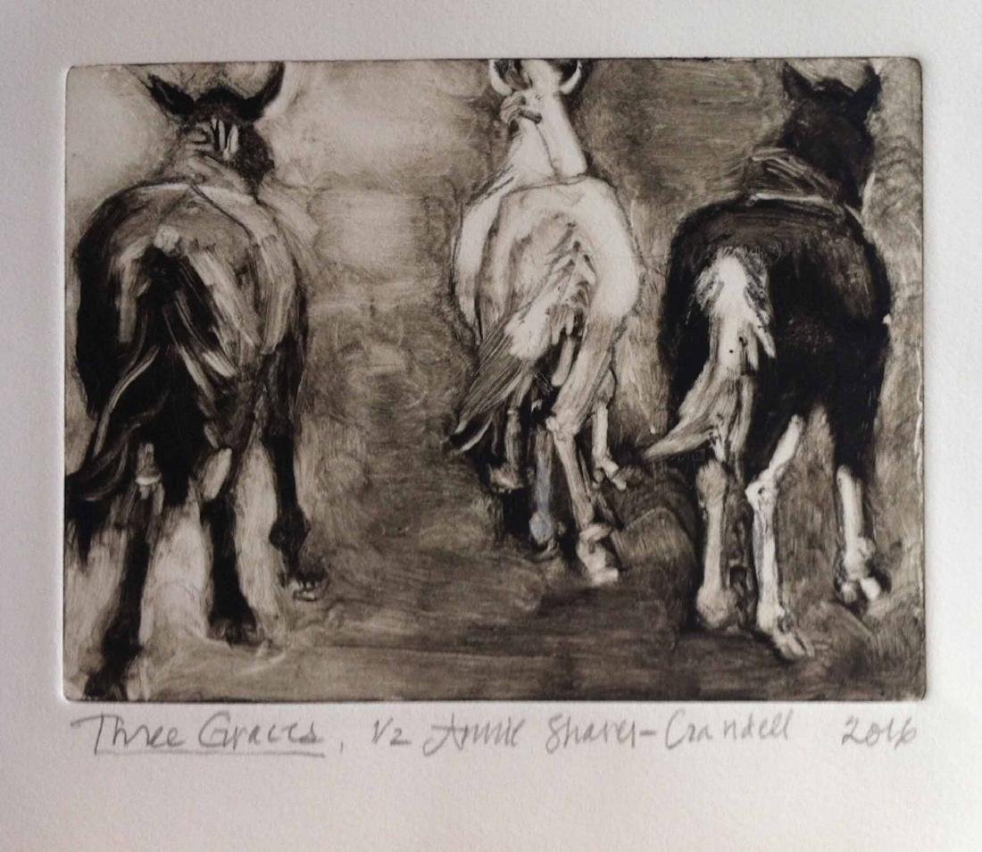 """Three Graces"", Annie Shaver-Crandell"