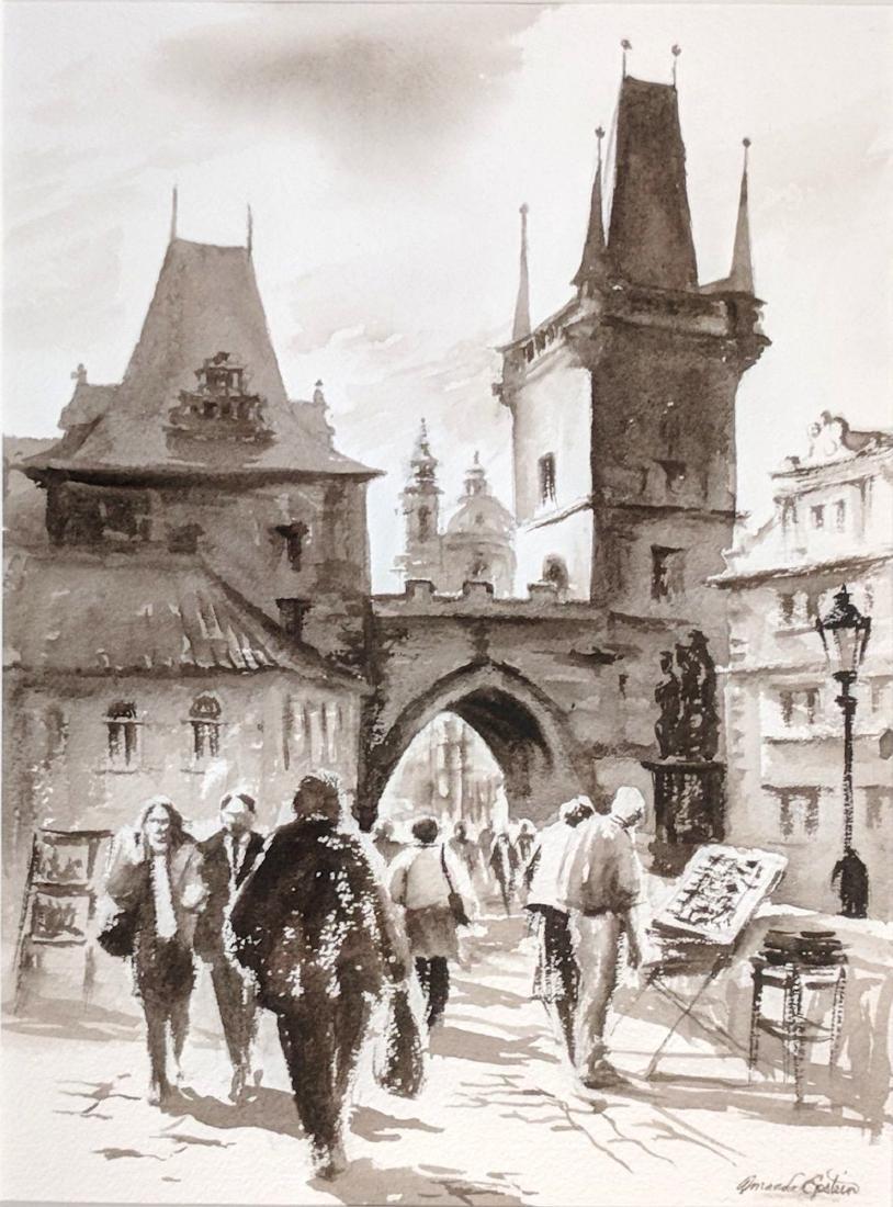 """Charles Most,Prague"", Amanda Epstein"