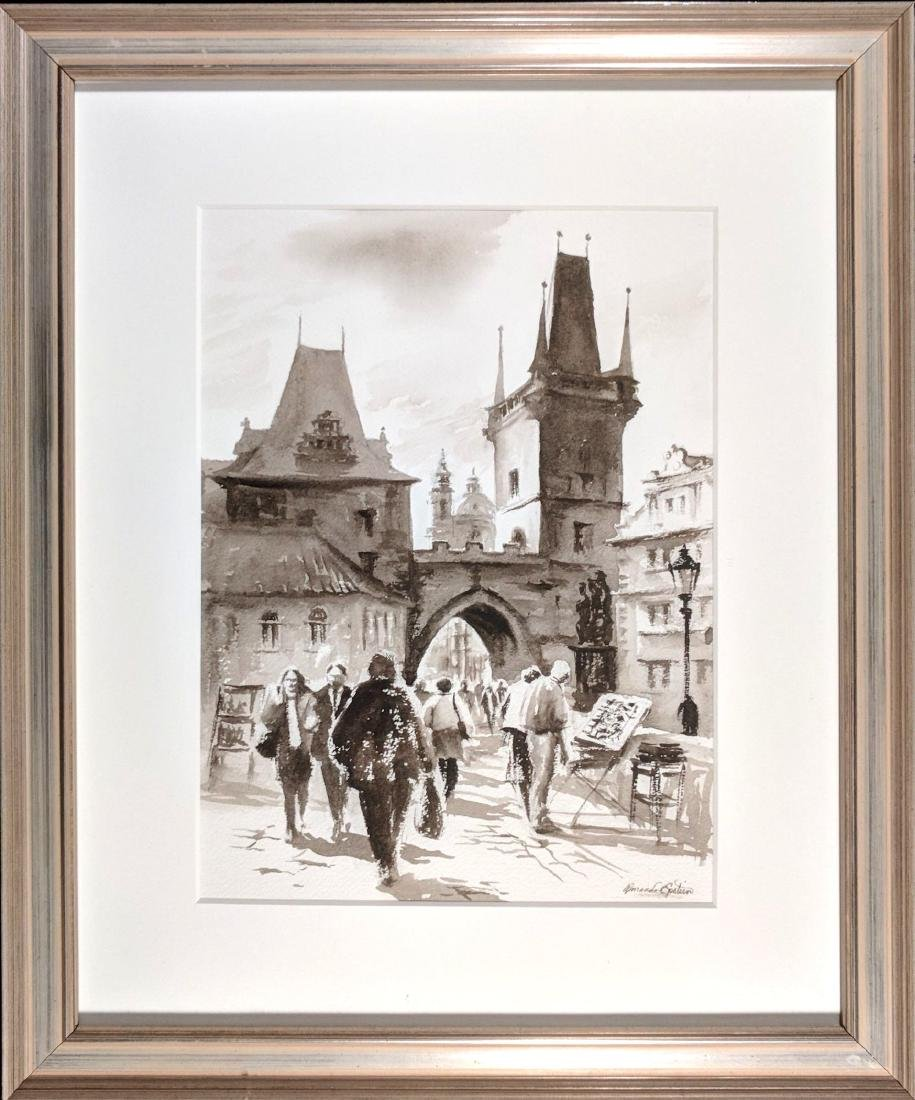 """Charles Most,Prague"", Amanda Epstein - 2"