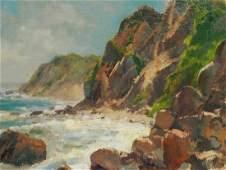 """Island Coastline"", Jonathan McPhillips"