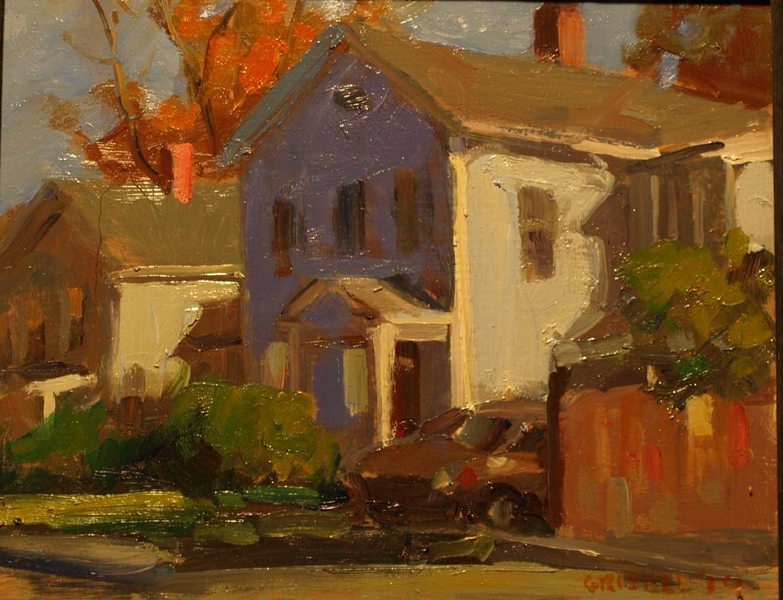 """House on Church Street"", Susan Grisell"
