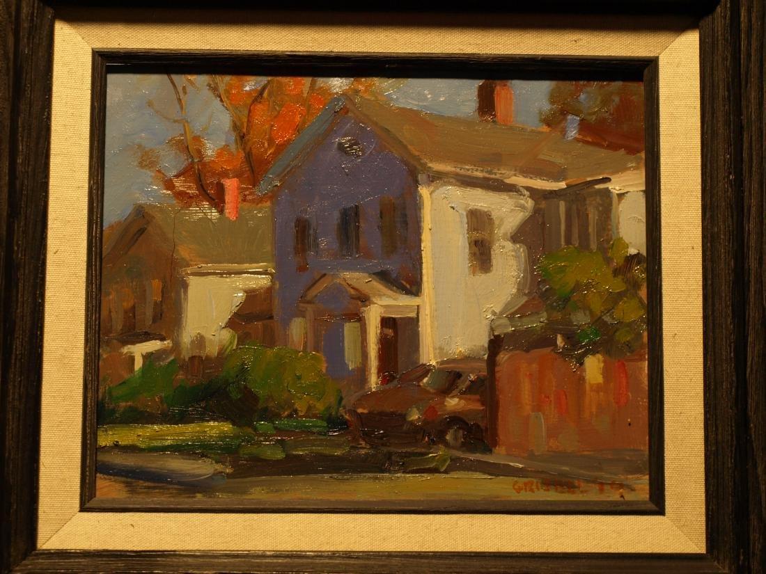"""House on Church Street"", Susan Grisell - 2"