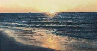 Sunrise Sailing, Michael Budden
