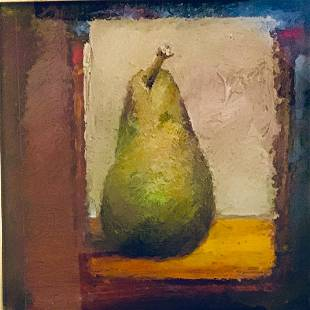 Green Pear, Bill Creevy