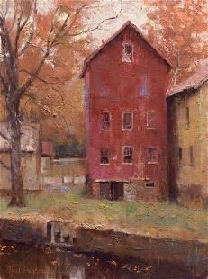 Prallsville Mill, Neal Hughes