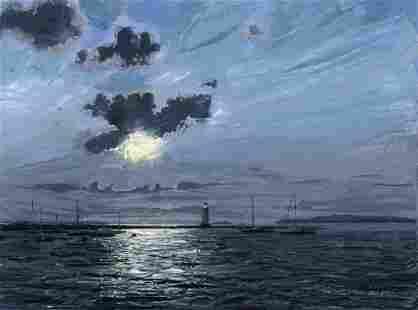 Morning, Edgartown Lighthouse, Doug Zider