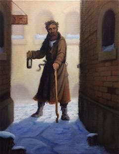 The Narrow Path, Richard Lithgow