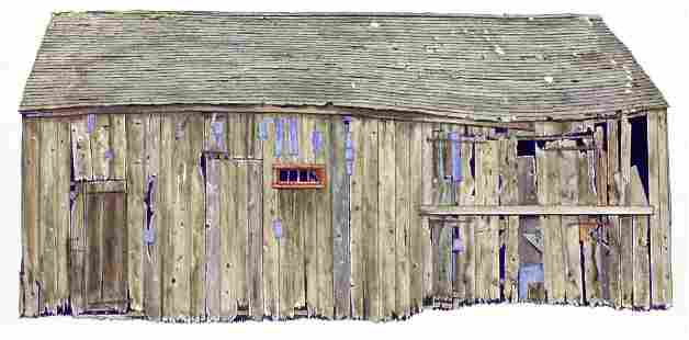 Cape Cod Barn, Walter Hatke